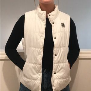 American Eagle outfitters White Vest